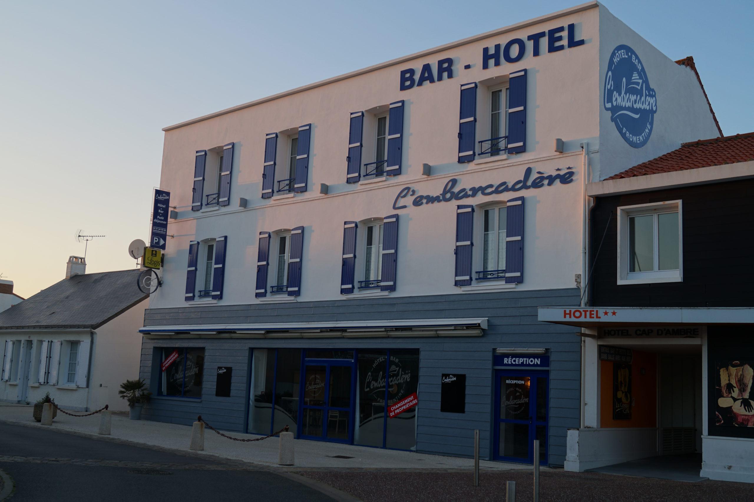 Photo hotel exterieur